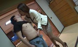 Tall Japanese Lady Getting Fucked Hard