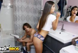 BANGBROS – Brunette LatinKatya Rodriguez Taking A Pounding From Tyler