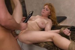 Kinky Anal Couple Explores Limits When No Means Yes