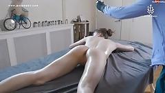 krassester Squirt nach Massage!