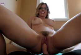 My Horny Step Mom with Big Tits Has a Secret – Cory Chase