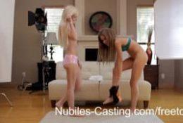 Une scène dingue avec Skylar Green et Natasha White