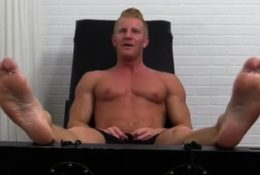 Young gay midget sex and self oral Johnny Gets Tickled