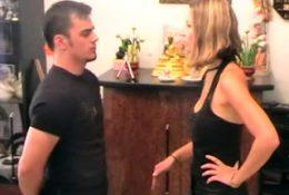 Yvonne enjoy slapping slave richie