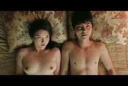Stepson fantasizes and fucks Stepmom – Korean young mother 3