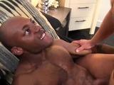 PETERFEVER Asian Alex Chu Ass Fucks Black Homo Osiris Blade