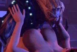 Miranda Lawson Alien DNA (Mass Effect)
