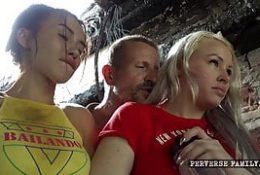 Perverse Family Season 2 – Russian Hitchhiker